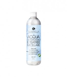 Acqua di Fiordaliso e Tea Tree Micellare 500 ml - Alkemilla