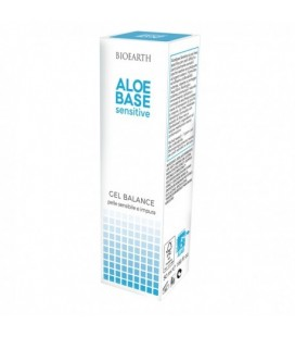 Aloebase Sensitive Gel Balance 50 ml - Bioearth