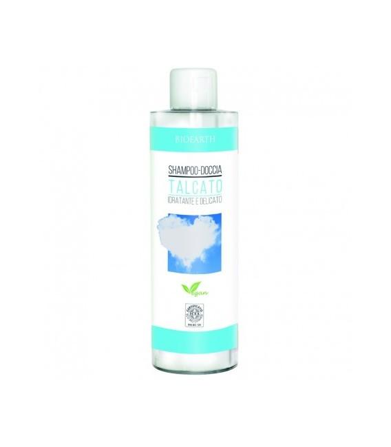 Shampoo-doccia Talcato 500 ml - Bioearth