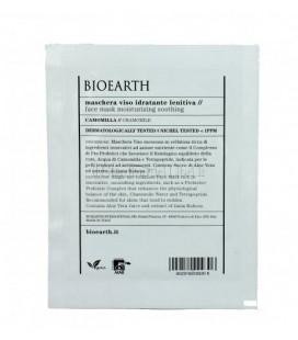 Maschera Viso in Tessuto Lenitiva Camomilla - 1 Monouso 15 ml - Bioearth