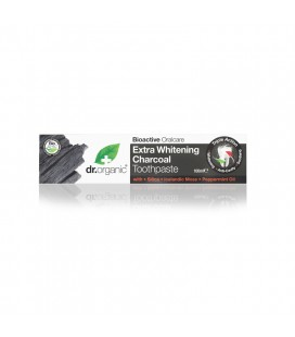 Dentifricio al Carbone Organic Charcoal ToothPaste 100 ml - Dr Organic