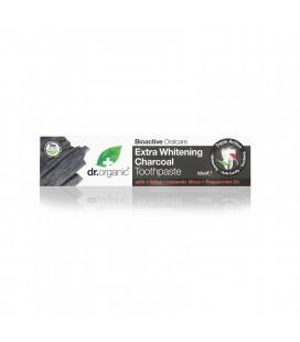 Dentifricio Biologico al Carbone Organic Charcoal ToothPaste 100 ml - Dr Organic
