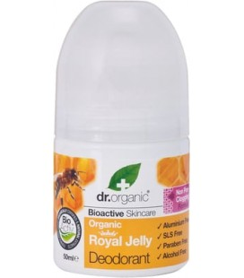 Deodorante Royal Jelly alla Pappa Reale - 50 ml - Dr Organic