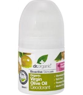 Deodorante all'Olio di Oliva - 50 ml - Dr Organic