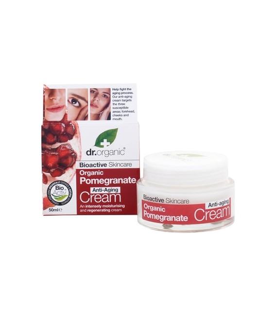 Crema Viso alla Vitamina E - Vitamin E S-Hydrating Cream - 50 ml - Dr Organic