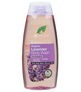 Docciaschiuma alla Lavanda - Lavander Body Wash 250 ml - Dr Organic