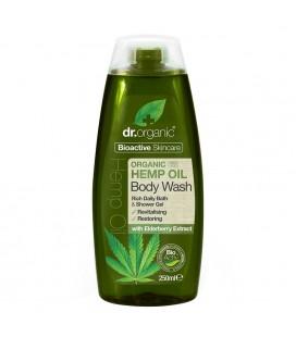 Docciaschiuma alla Canapa - Hemp Body Wash 250 ml - Dr Organic