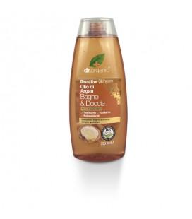 Docciaschiuma all'Olio di Argan 200 ml - Dr Organic
