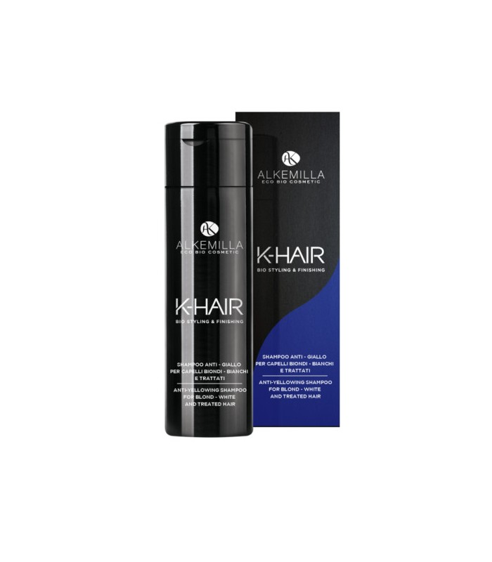 Linea K-hair - Shampoo Anti-giallo - 250 ml Alkemilla 0708546899c4