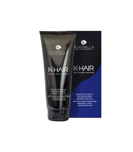 Linea K-hair - Balsamo Anti-Giallo 200 ml- Alkemilla