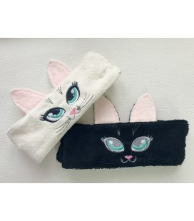 "Fascia ""Gattina"" Le Coccolose - VARI COLORI - Beauty Things Handmade"