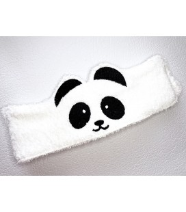 "Fascia Panda ""Le Coccolose"" - Beauty Things Handmade"