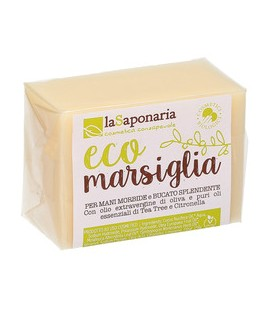 Sapone ECO-MARSIGLIA - 200 Gr- La Saponaria