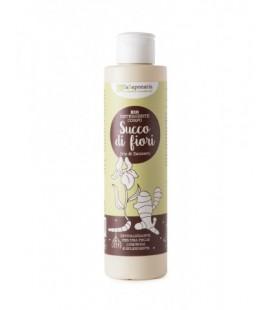 Detergente corpo Iris e Zenzero - Succo di fiori 200 ml - La Saponaria