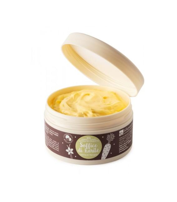 Crema corpo nutriente - Soffice di Karitè- 180 ml - La Saponaria