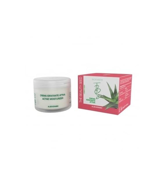 TBS Crema Idratante Attiva Viso 50 ml - Bioearth