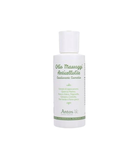 Olio Massaggi Anticellulite - 130 ml - Antos