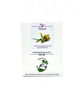 Tisana alla Primula Box da 12 filtri 2,5 gr - Totale 30 gr - La Primula Bio Cosmesi