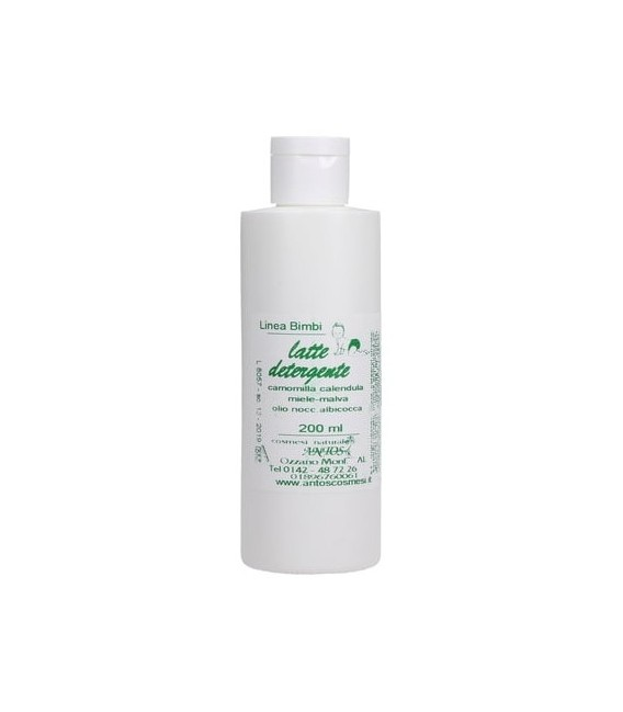 BIMBO Latte Detergente Naturale 200 ml - Antos