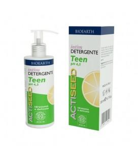 ACTESEED - Detergente Intimo Teen Ph 4.5 - 200 ml - Bioearth