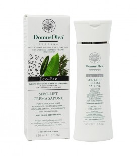 Crema Sapone Sebo-Lift 150 ml - Domus Olea