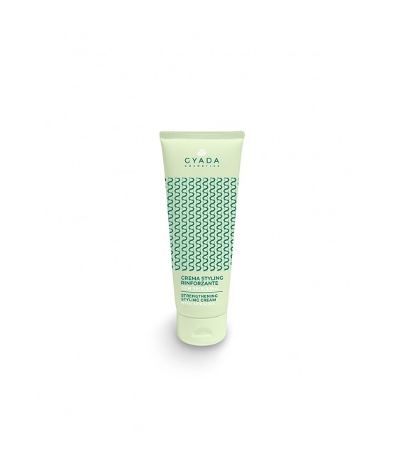 Crema Styling Rinforzante con Spirulina 200 ml - Gyada Cosmetics