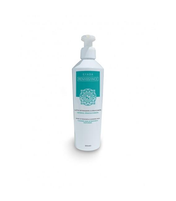 Latte Detergente e Struccante - 300 ml - Gyada Cosmetics