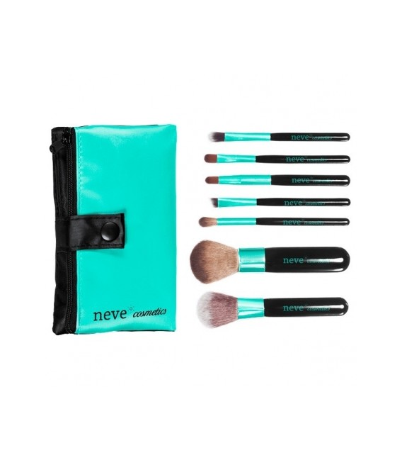 Set Pennelli Acqua - Neve Cosmetics