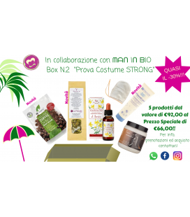 BOX N. 2 PROVA COSTUME STRONG - Limited Edition