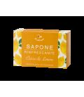 Sapone Rinfrescante Elicriso e Limone - 100 gr - Il Pettirosso Cosmetici