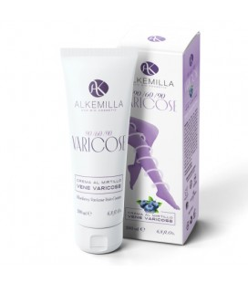 Crema al Mirtillo Vene Varicose - 200 ml - Alkemilla
