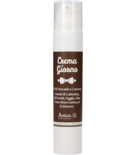 UOMO - Crema Viso Idratante - 50 ml - Antos