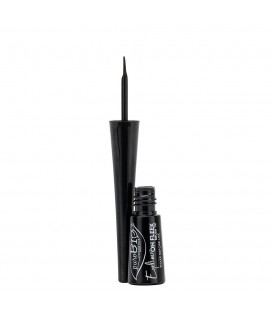 "Eyeliner Nero ""On Fleek"" - BRUSH TIP - PuroBIO Cosmetics"