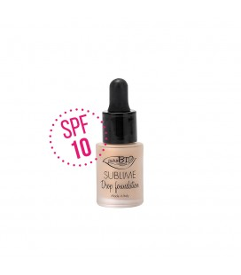 Fondotinta Sublime Drop Foundation - Purobio