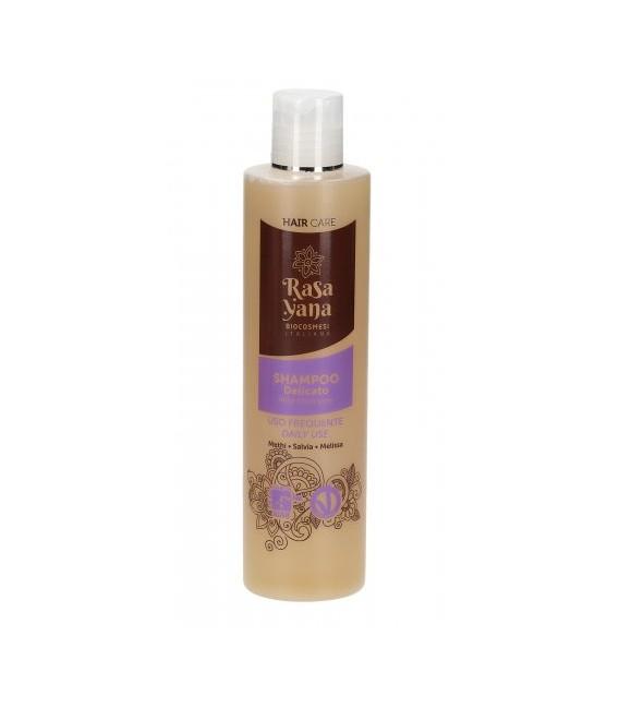 Shampoo Delicato - 260 ml - Rasayana