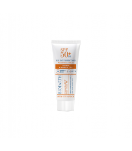 Crema Viso SPF 50 Reishi e Green Tea - 50 ml - Bioearth Sun