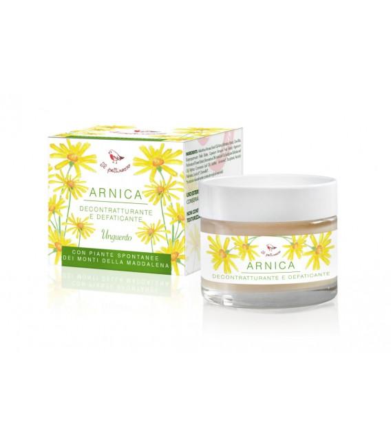 Unguento Arnica - 50 ml - Il Pettirosso Cosmetici