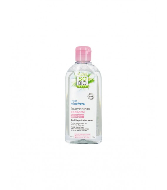 Acqua Micellare Aloe Vera - SO'BIO