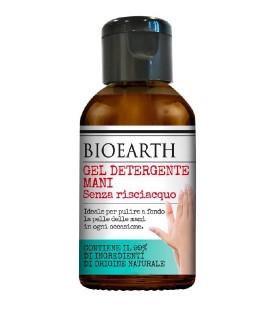 Gel Detergente Mani Senza Risciacquo - Bioearth