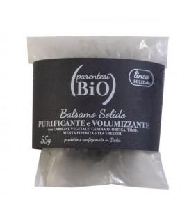 Balsamo Solido PURIFICANTE Nero - 55gr- Parentesi Bio