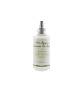 Oleolatte Spray Corpo e Capelli - 125 ml - Antos
