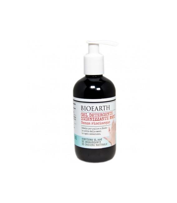 Gel Detergente Mani Senza Risciacquo - 250 ml - Bioearth