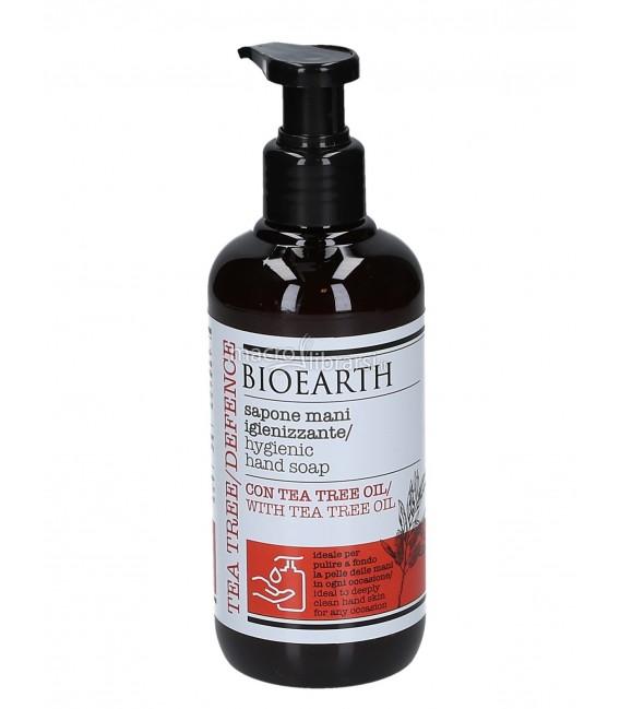 Sapone Mani Antibatterico - 250 ml - Bioearth
