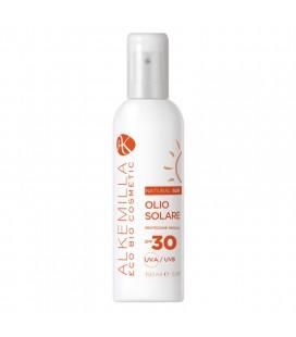 Olio Solare Spray Protezione Corpo SPF 30 150 ml - ALkemilla
