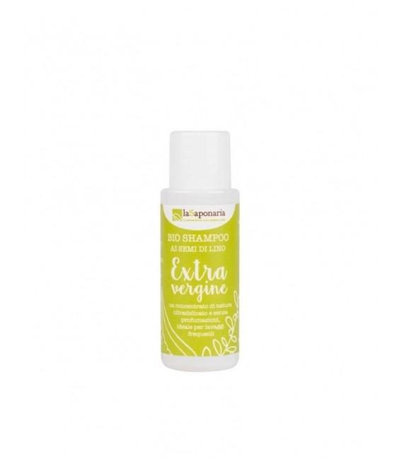 Shampoo Extravergine 30 ml - La Saponaria