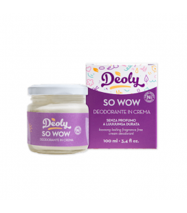 Deodorante in Crema SO WOW - 100 ml Deoly