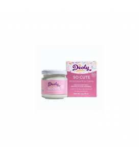 Deodorante in Crema SO CUTE- 100 ml Deoly