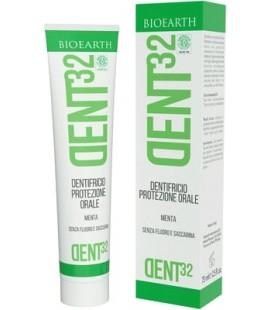 Dentifricio Protezione Orale Menta - Bioearth