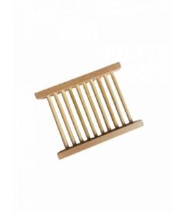 Porta sapone in legno