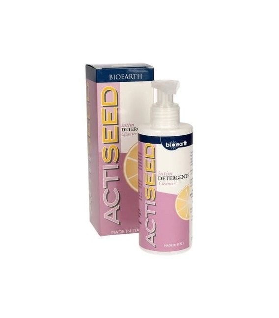 Actiseed Detergente Intimo - Bioearth